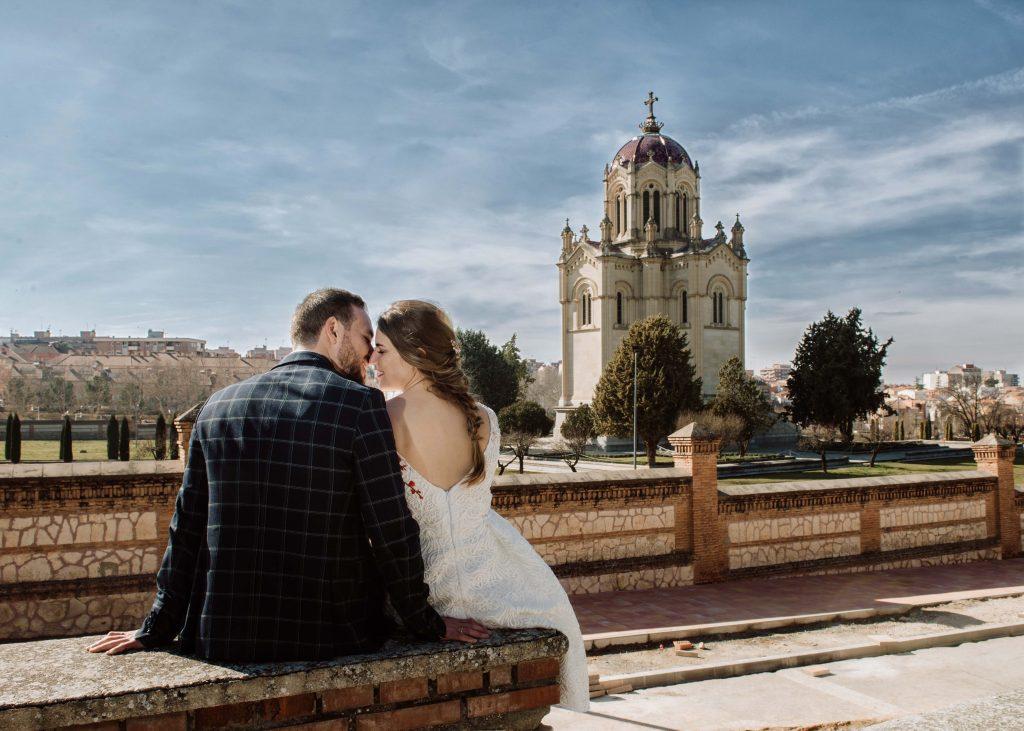 Boda íntima en Guadalajara. Boda Elopement. Fotografía de bodas. Mónica López